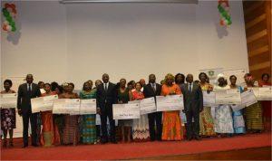 Le financement des femmes chefs d'entreprise Côte d'Ivoire