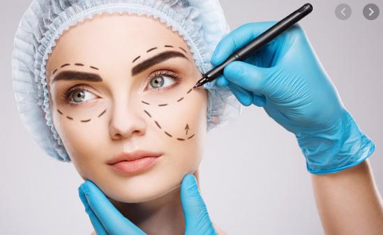 Procédures de chirurgie plastique